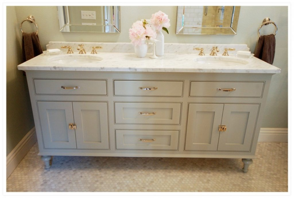 Restoration Hardware Bathroom Vanity Craigslist Modern Bathroom