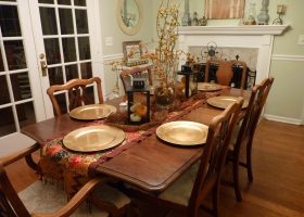 Dining Room Tables Decorating Ideas