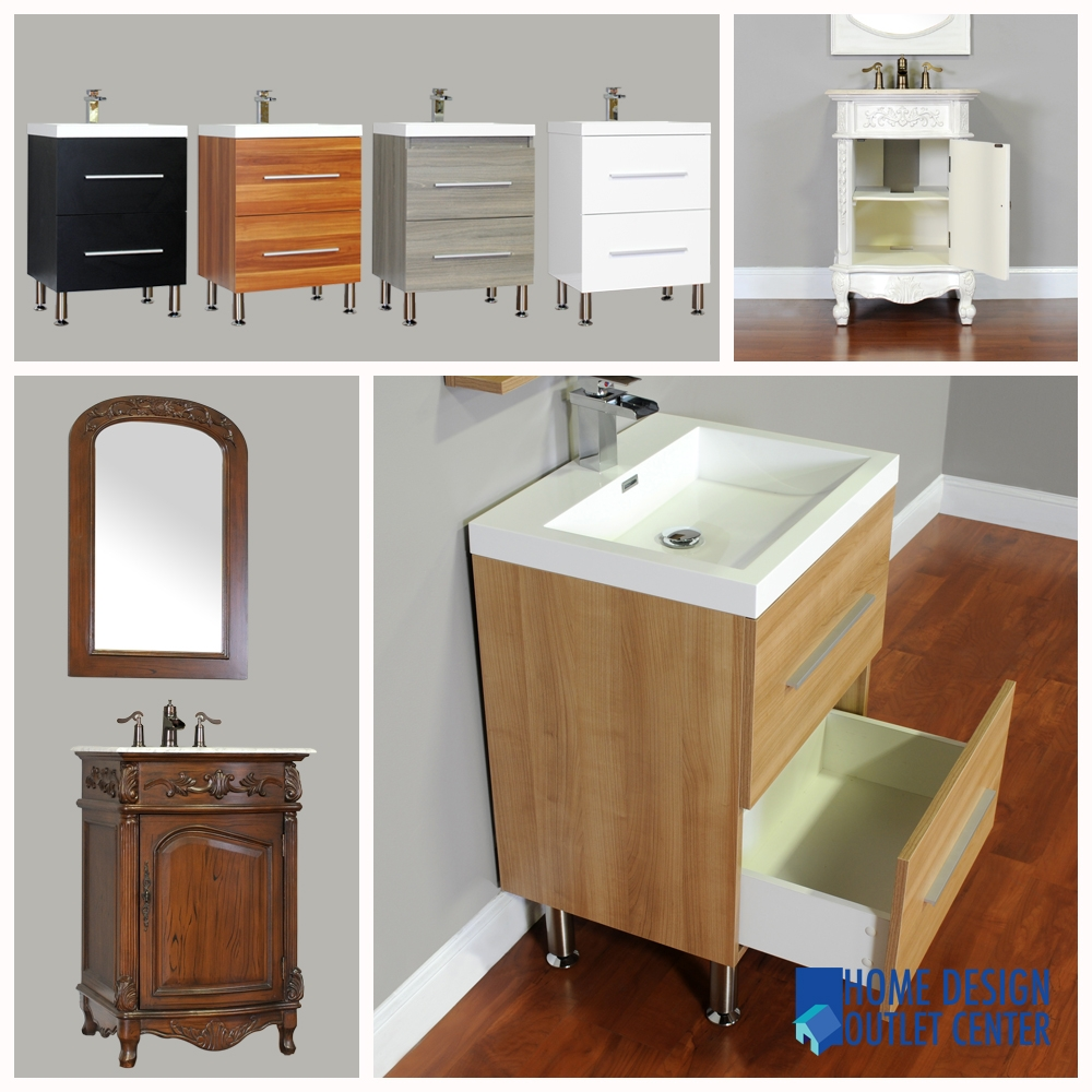 Save Space Means Of Small Bathroom Vanities California New