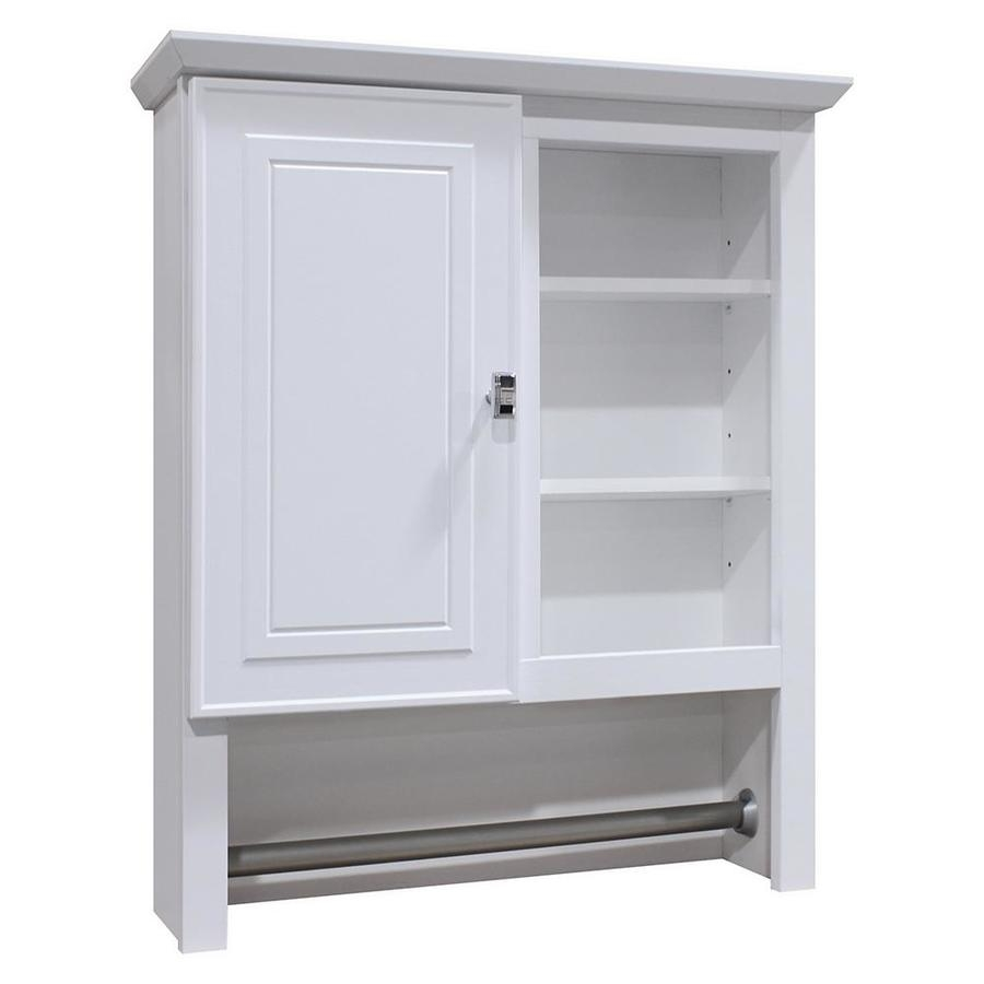 Shop Style Selections 245 In W X 29 In H X 766 In D White Bathroom