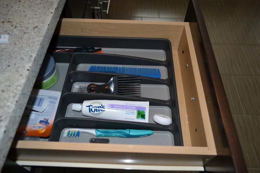 Simple Bathroom Drawer Organizer Best Home Decor Ideas