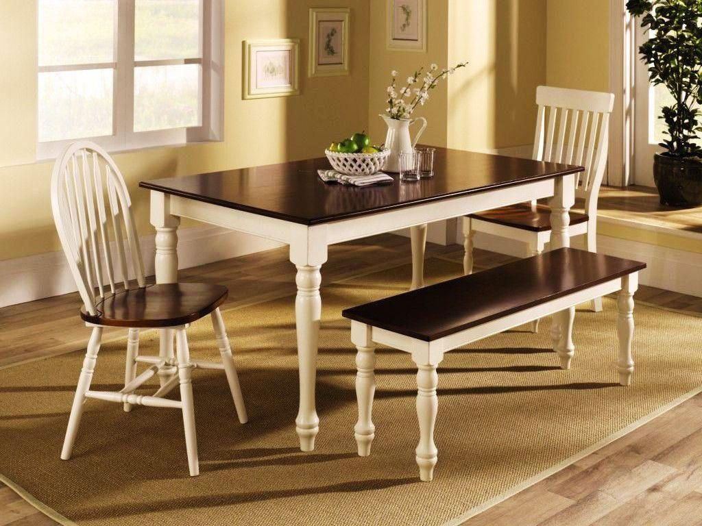 Simple Farmhouse Dining Room Table Plans Three Dimensions Lab