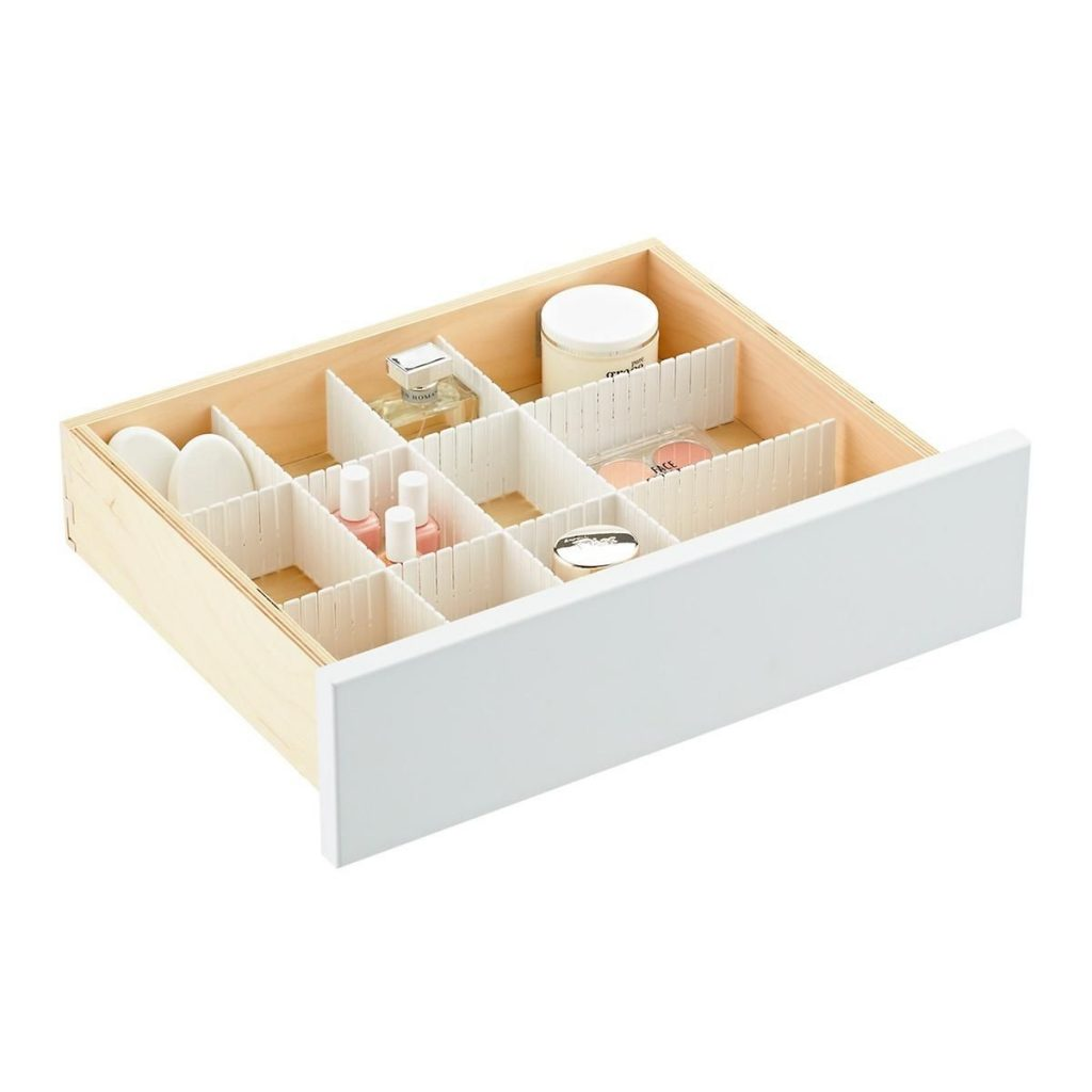 Slotted Interlocking Drawer Organizers Pinterest Drawer Dividers
