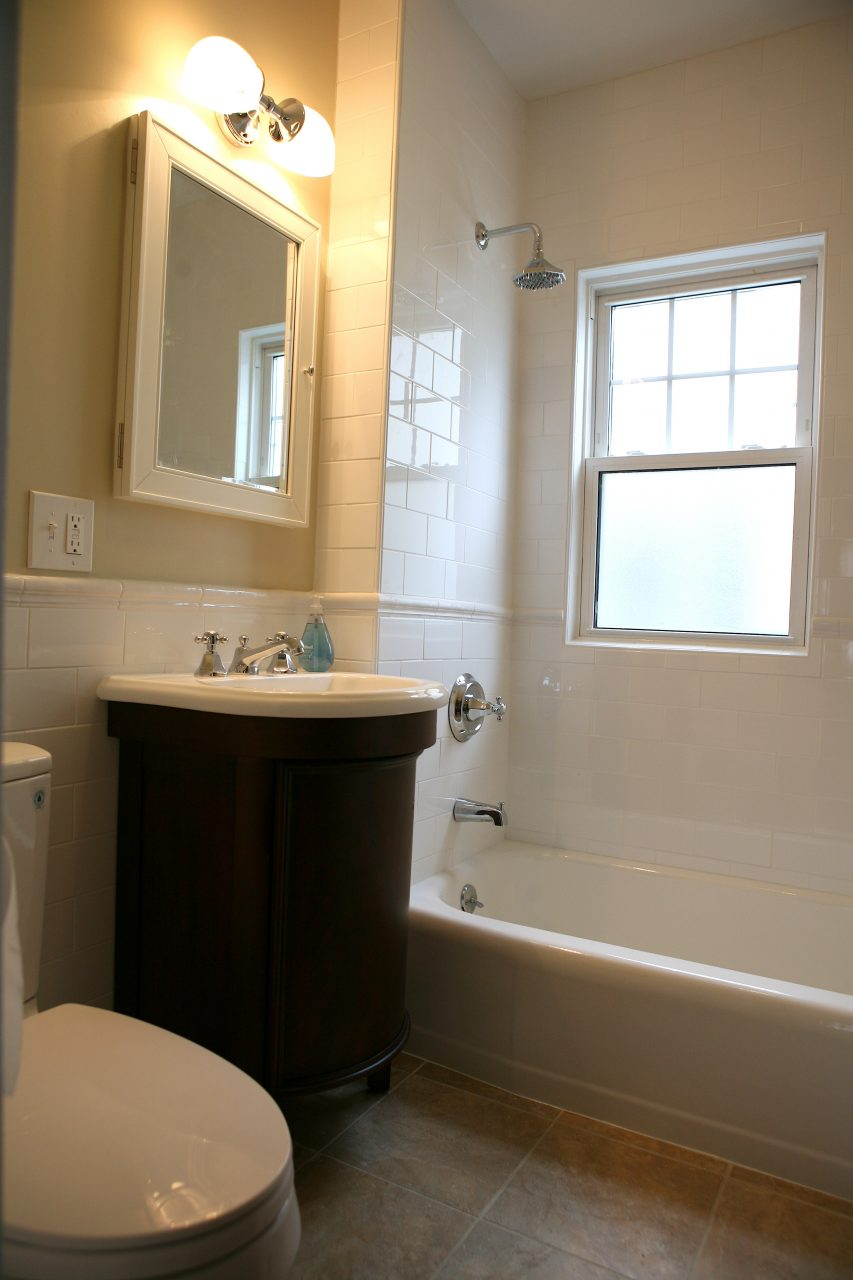 Small Apartment Bathroom Magnificent Small Apartment Bathroom Home