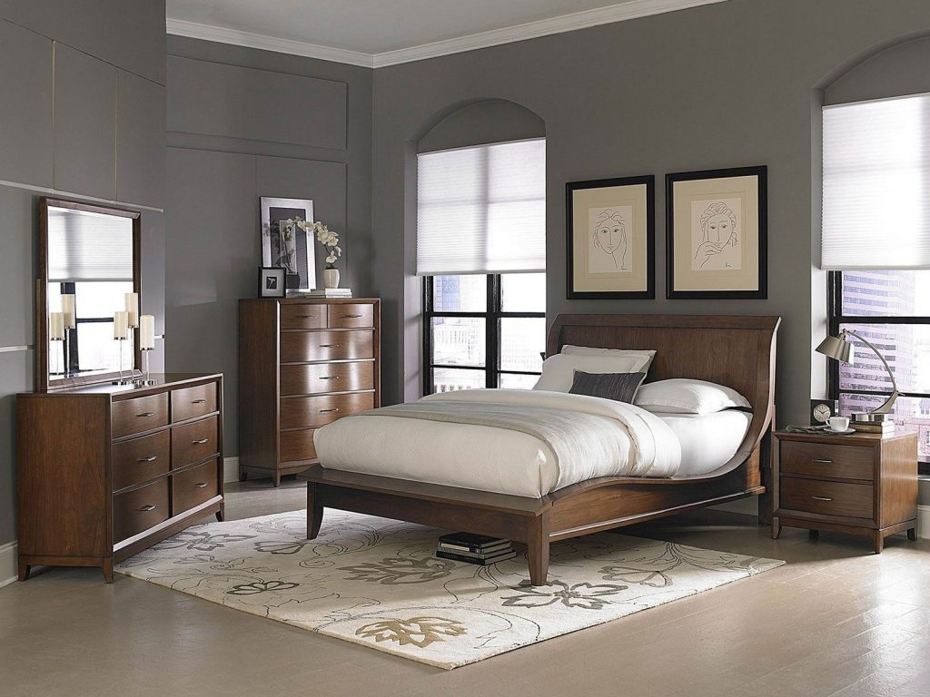 Small Room Furniture Designs Mesmerizing Very Small Master Bedroom