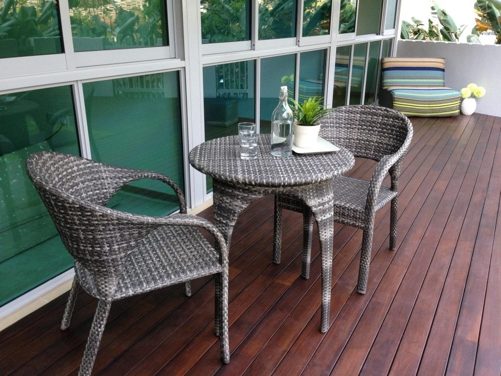 Small Space Patio Furniture Home Design Ideas