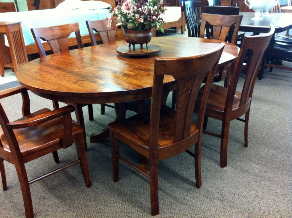 Solid Wood Dining Room Tables And Chairs Bizzymumsblog