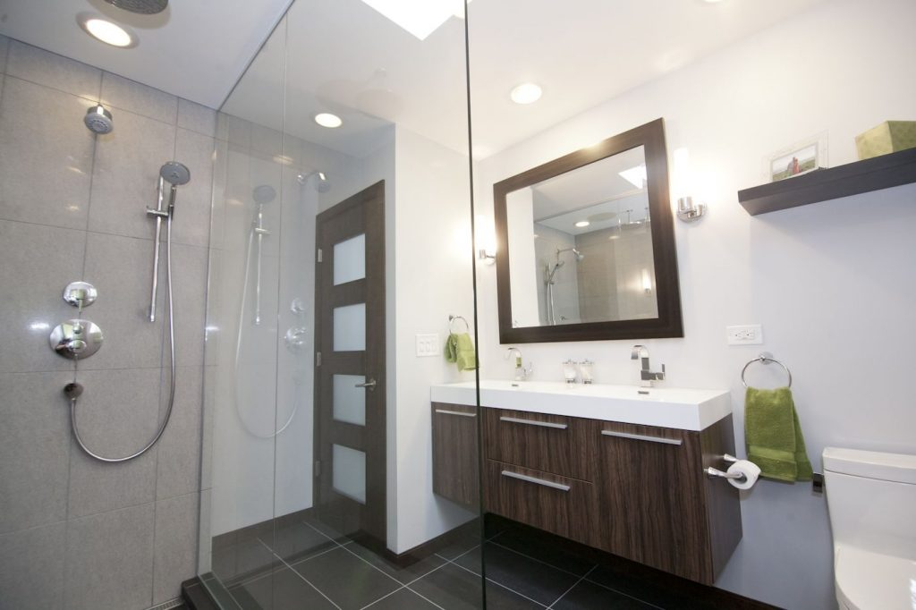 Spa Bathroom Lighting Ideas Picture From Archway Construction