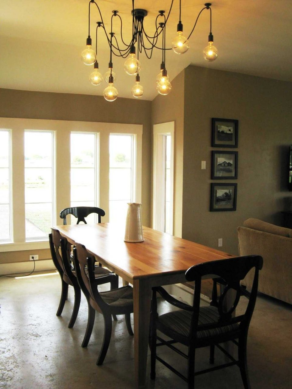 Stunning Best Light Bulbs For Dining Room Including Top Ceiling