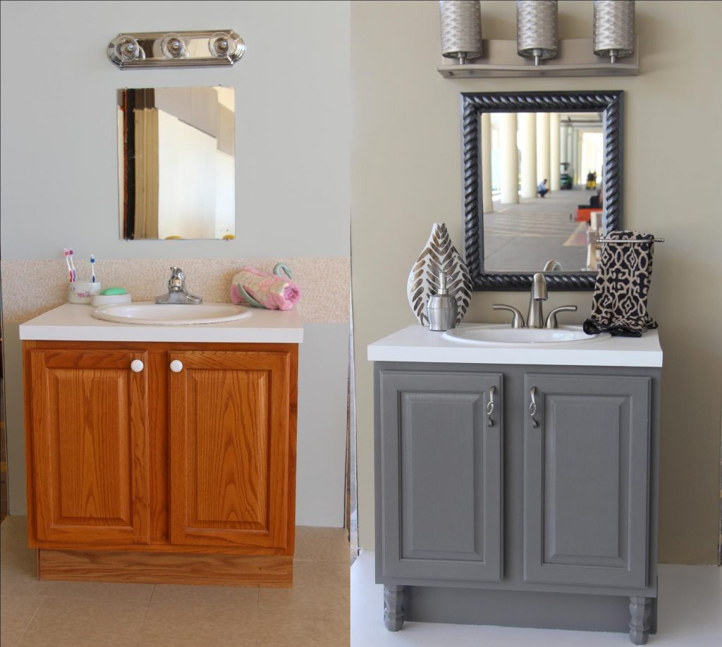Sturdy Bathroom Vanities Nashville Remodeling And Custom Cabinets