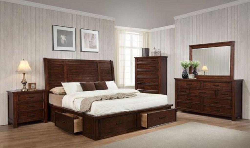 Sully Bedroom Set Walker Furniture Las Vegas