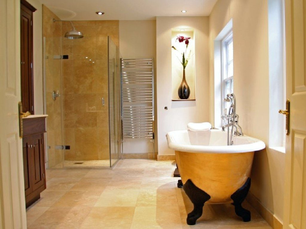 Taking Inspiration From Bathroom Ideas Photo Gallery To Get The
