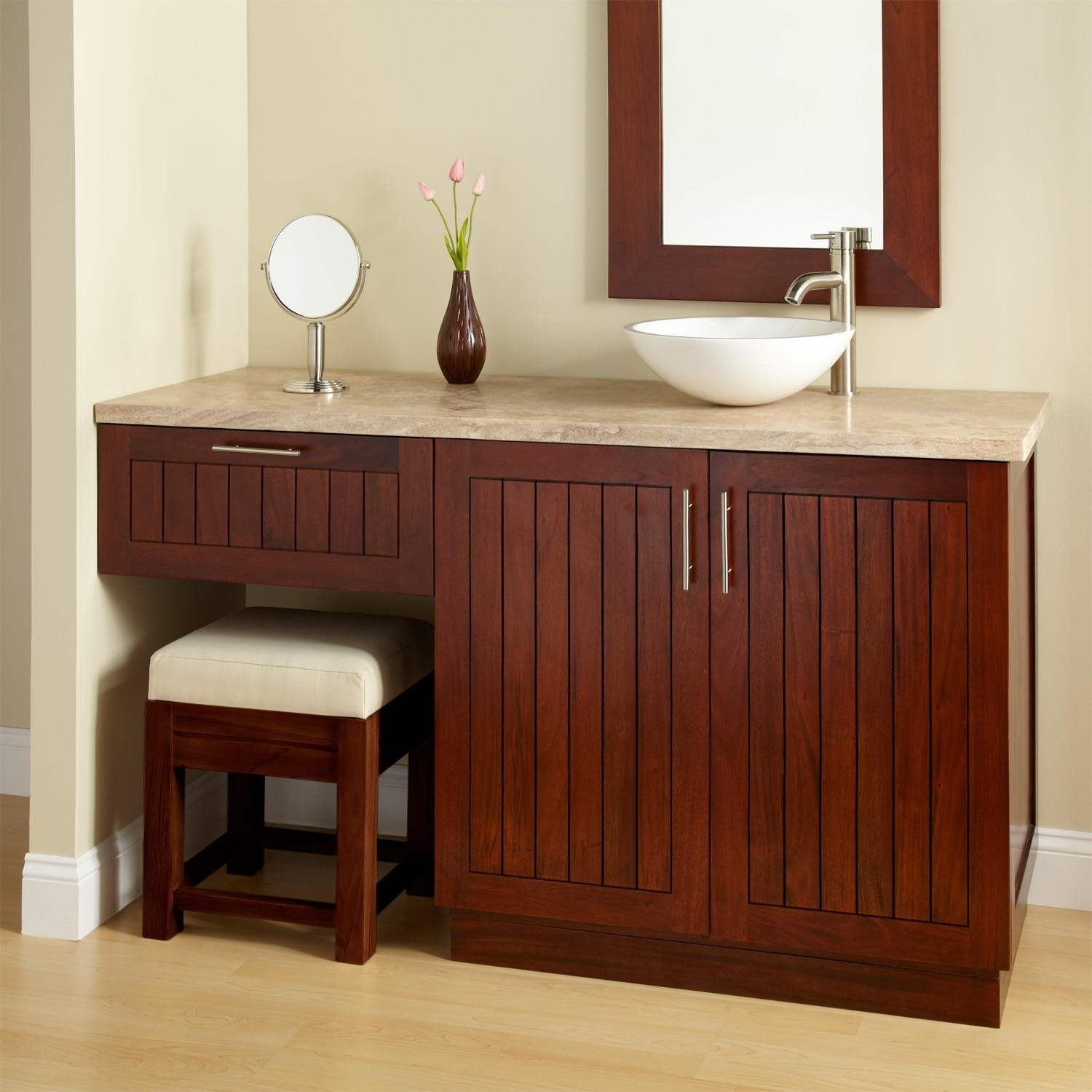 Top 68 Fabulous 48 Inch Vanity 24 Bathroom With Drawers 25 ...