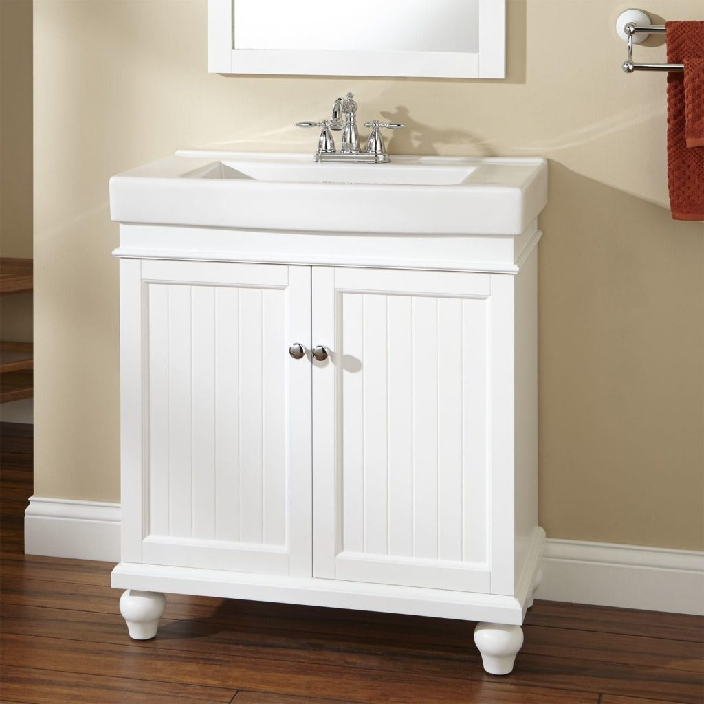 Top 71 Tremendous 18 Inch Bathroom Cabinet Vanity White 42 30 X