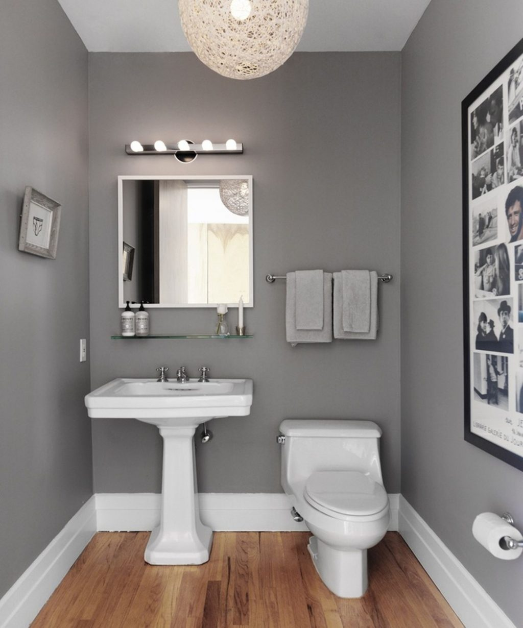 Bathroom Ideas In Gray Layjao