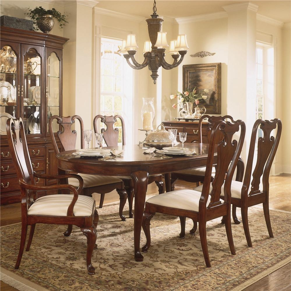 Traditional Dining Room Tables Emiliesbeauty