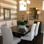 Dining Room Accent Wall