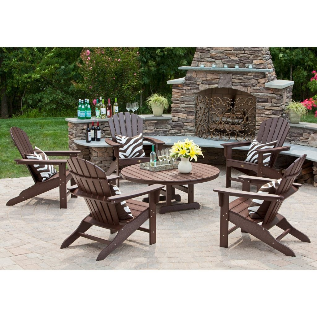 Trex Outdoor Furniture Recycled Plastic Cape Cod Adirondack Chair