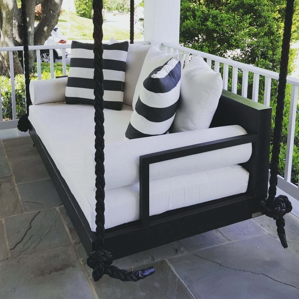Unparalleled Outdoor Furniture Charlotte Nc Swing Bed Home