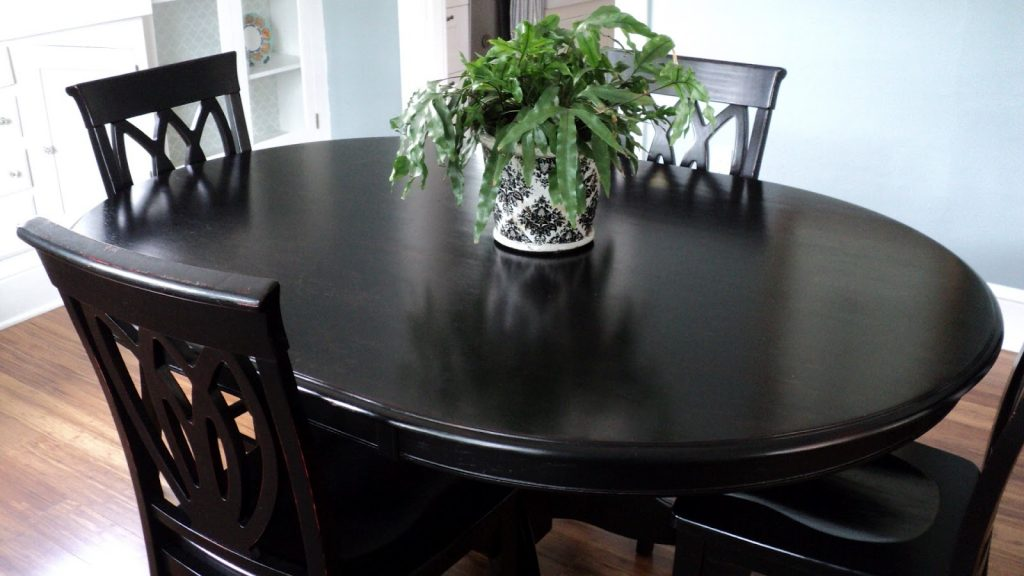 Updating The Dining Room Living In The Rain Garden Dining Room Sets