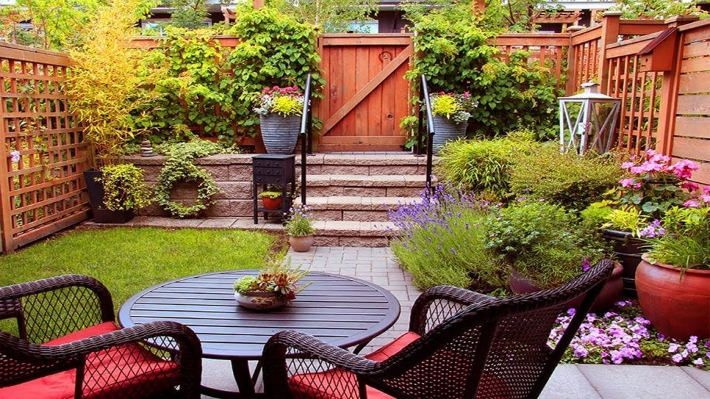 Useful Outdoor Design Ideas For Small Outdoor Space Design Tips