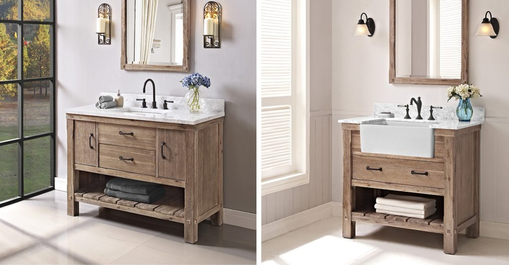 Vanity Fairmont Designs Luxury Inspiration Bathroom Vanities Room