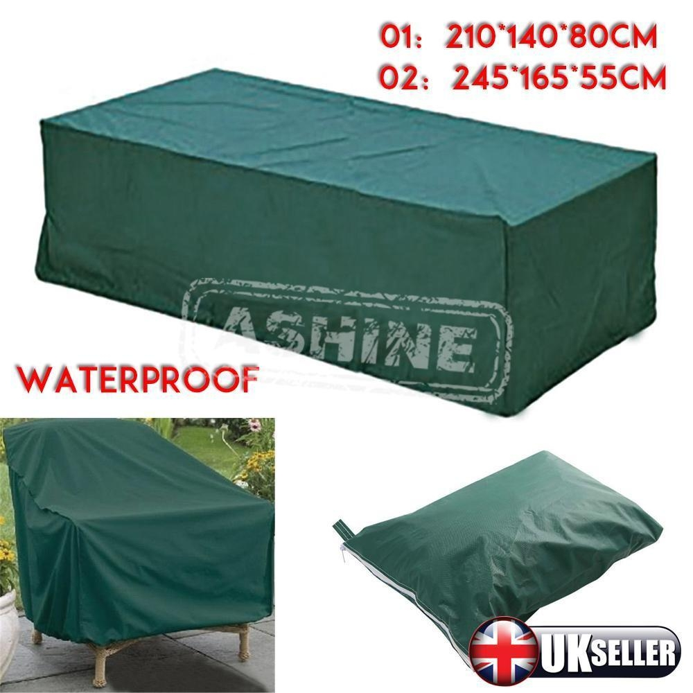Waterproof Outdoor Patio Furniture Set Cover Covers Table Bench Cube