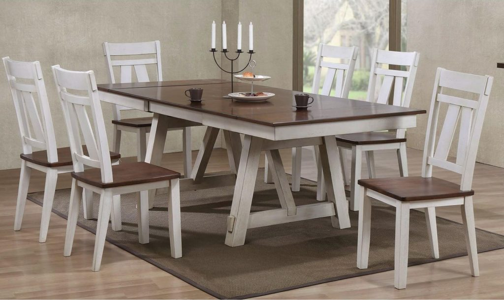 Winslow Farmhouse Dining Table Kimbrells Furniture