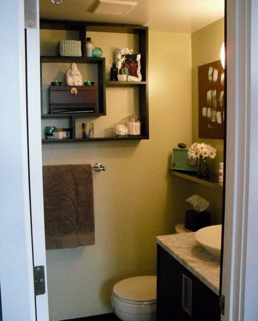 Wonderful Small Bathroom Decorating Ideas On A Budget 19 Bathroom7