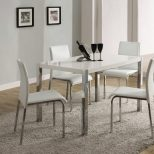 Wonderful Small White Dining Room Table 10 Furniture Good Modern