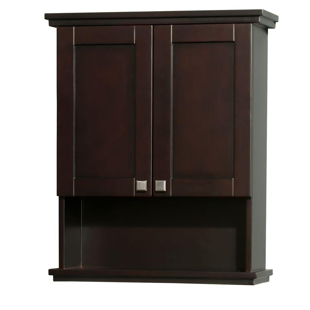 Wyndham Collection Acclaim 25 In W X 30 In H X 9 18 In D