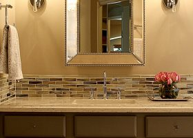 Bathroom Vanities Backsplash