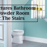 20 Ideas Of Bathroom And Powder Room Under The Stairs Youtube
