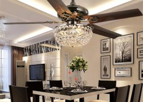Living Room Ceiling Fan