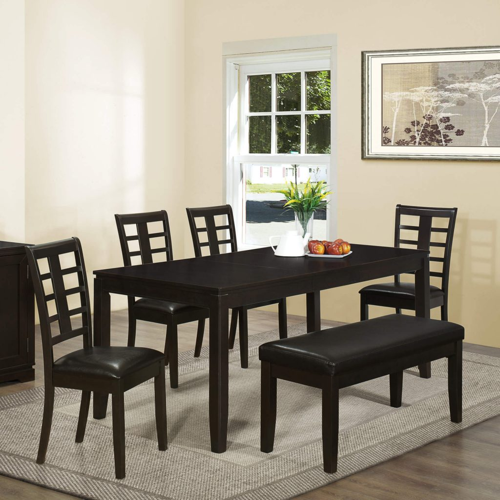 26 Dining Room Sets Big And Small With Bench Seating 2018 With