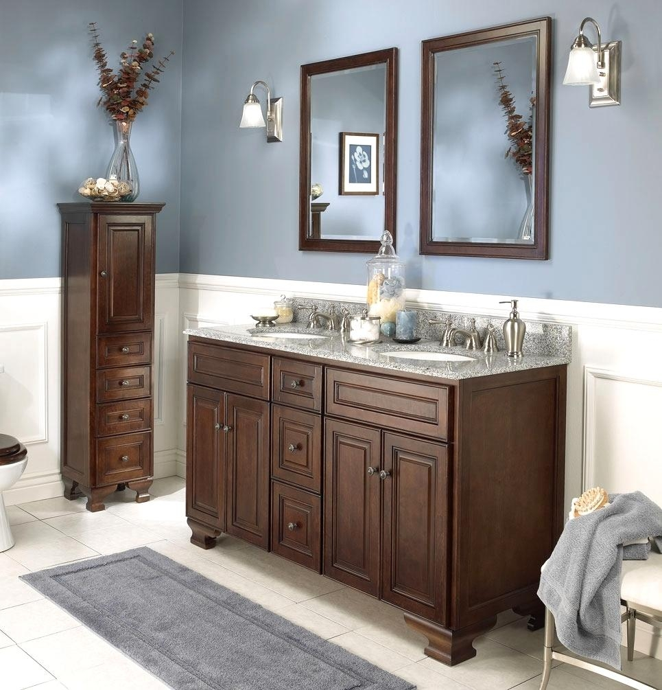 27 Bathroom Vanities Atlanta Home Design That Look Impressive For
