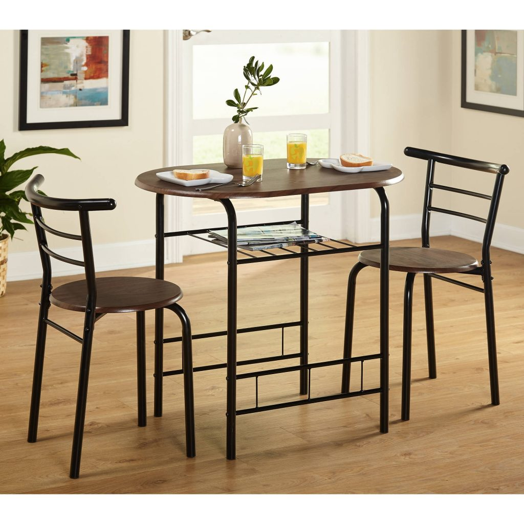 3 Piece Bistro Set Multiple Colors Walmart