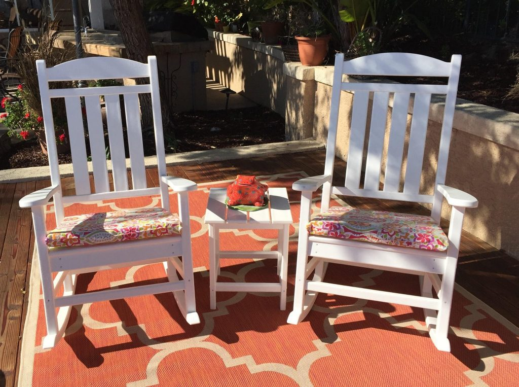 4 Reasons To Buy Polywood Outdoor Patio Furniture