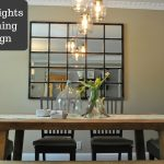 Dining Room Hanging Lamp