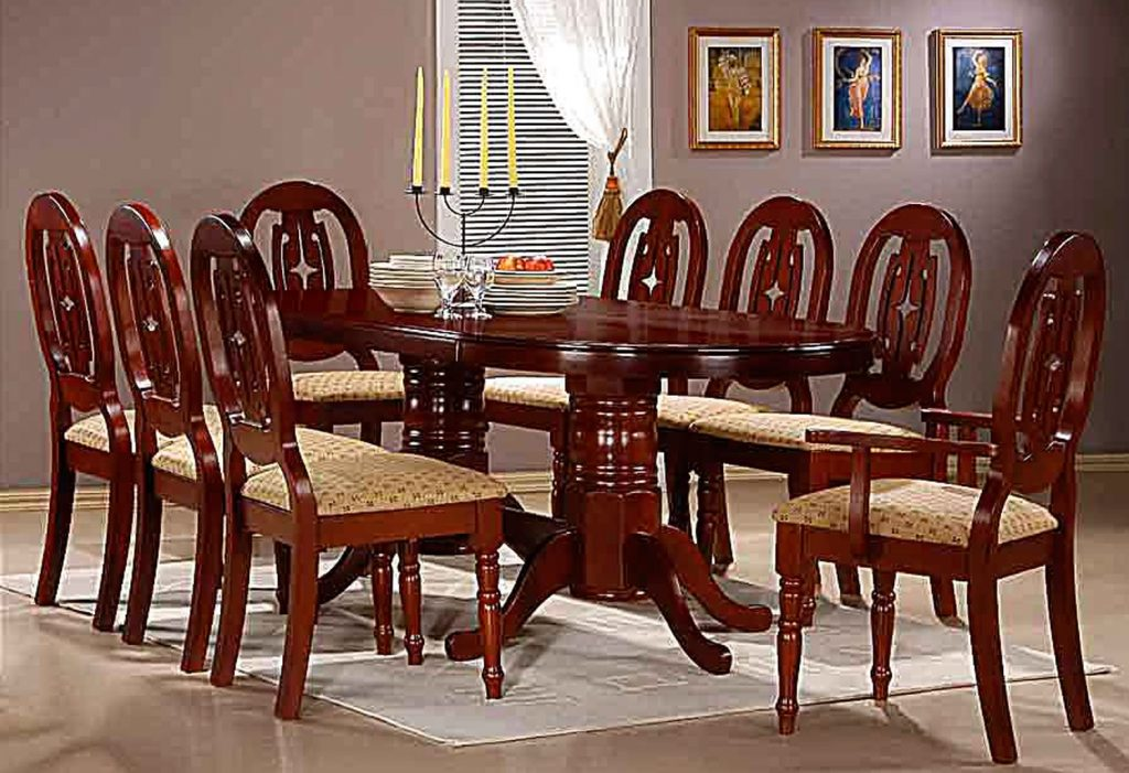 44 8 Seat Dining Room Table Sets 93 Square Dining Table Seats 8