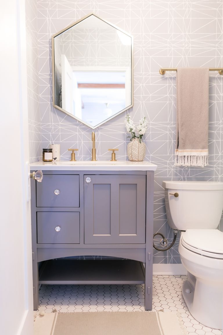 44 Best Small Bathroom Ideas Bathroom Designs For Small Spaces
