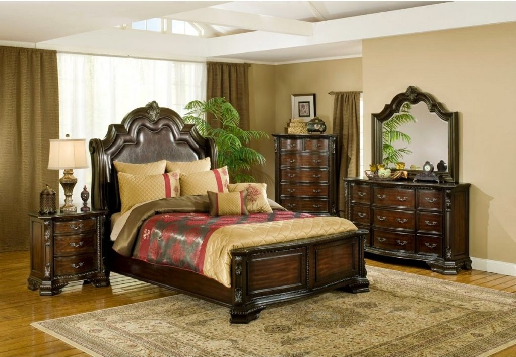 6pc King Bedroom Set