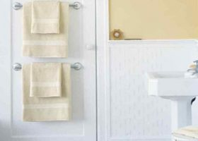 Bathroom Ideas Towel Racks