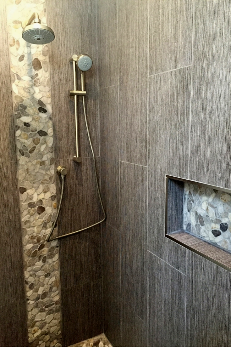 A Zen Minimalist Bathroom Is Worth The Wait Shower Ideas