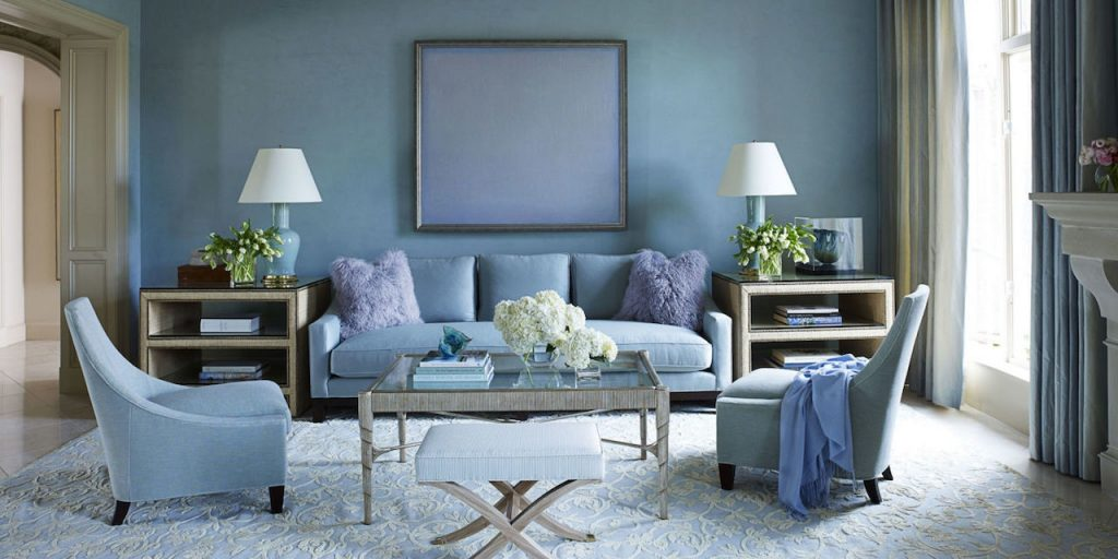 Aesthetic Blue Living Room Ideas Dcor Aid