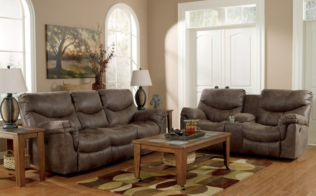 Alzena Reclining Living Room Set From Ashley 71400 88 94 Coleman