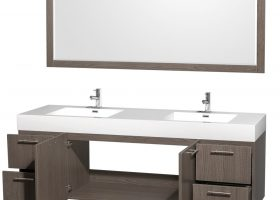 Bathroom Vanities Double Sink 72 Inches