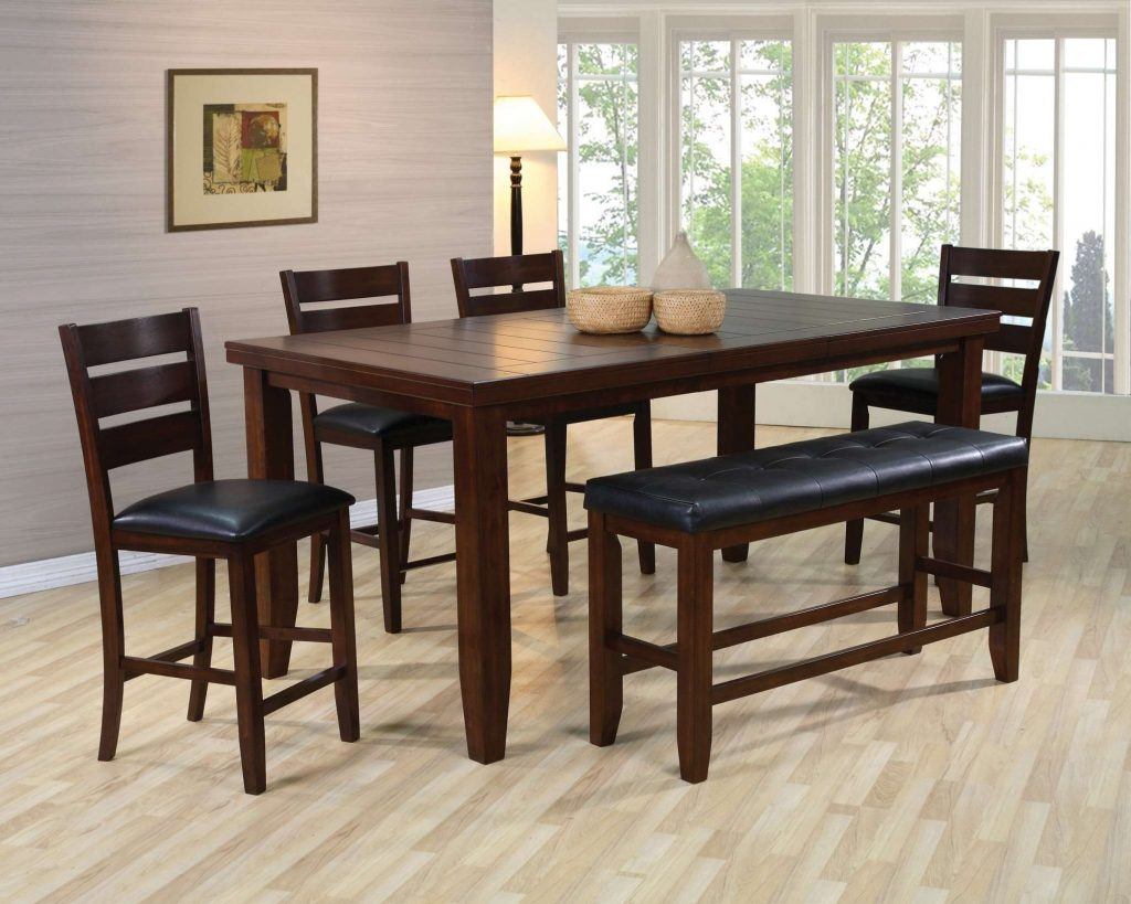 Amazing Dining Room Furniture Medium Yellow Wood Counter Curved
