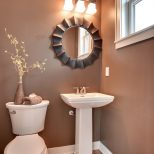 Amazing Of Awesome Small Apartment Bathroom Decorating 3266