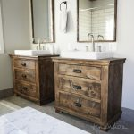 Bathroom Vanities Rustic